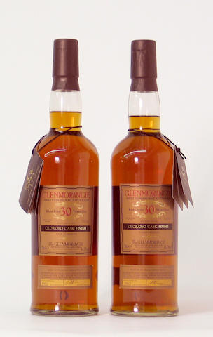 Glenmorangie Oloroso Cask Finish-30 year old (2)
