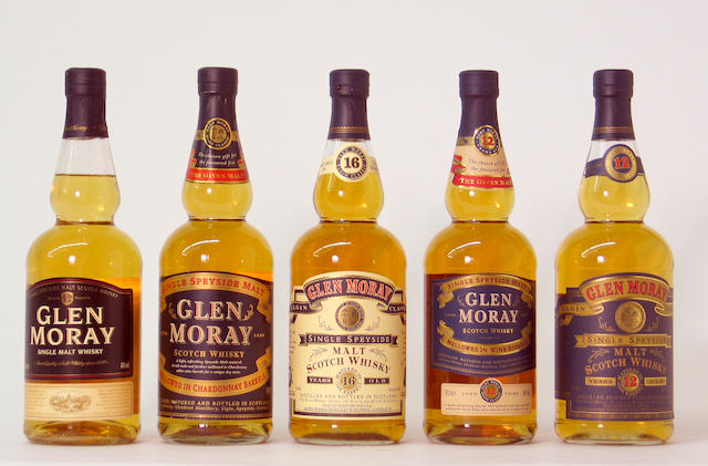 Glen Moray-16 year old  Glen Moray-12 year old  Glen Moray-12 year old  Glen Moray Chardonnay Mellowed  Glen Moray