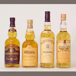 Glen Moray-5 year oldGlen Moray-8 year oldGlen Moray-12 year oldGlen Moray-12 year old