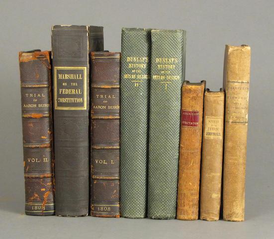 [Americana.] 23 vols & pamphlets.