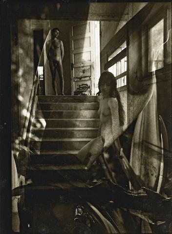 Edmund Teske (American, 1911-1996); Untitled (Composite:Two Nudes), Los Angeles;