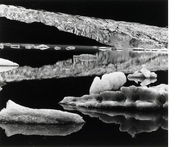 Brett Weston (American, 1911-1993); Mendenhall Glacier;