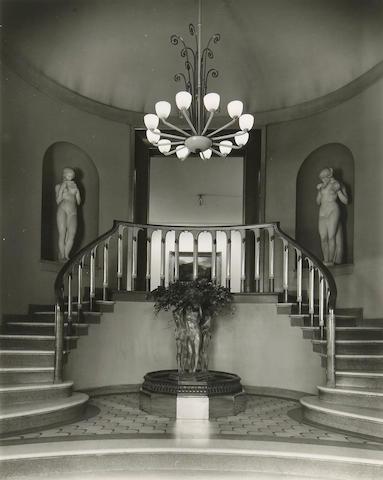 Berenice Abbott (American, 1898-1991); Entrance: Former Whitney Museum of America;