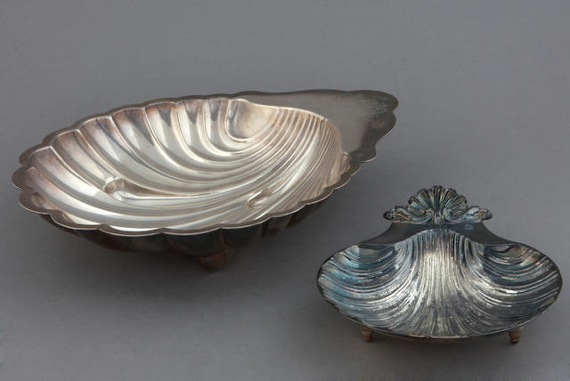 Group of Plated Hollowware