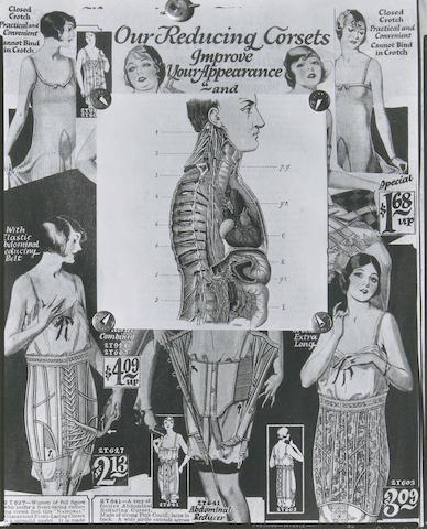(n/a) Manuel Alvarez Bravo (Mexican, 1902-2002); El sistema nervioso de gran simpático (The sympathetic nervous system);