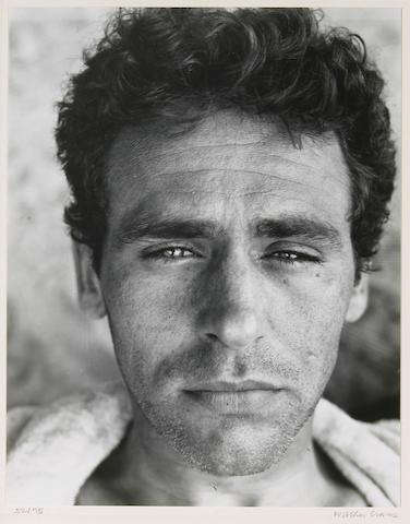 Walker Evans (American, 1903-1975); James Agee, Old Field Point, New York;
