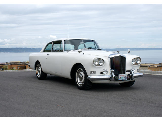 1964 Bentley S3 Continental Coupe  Chassis no. BC166LXA