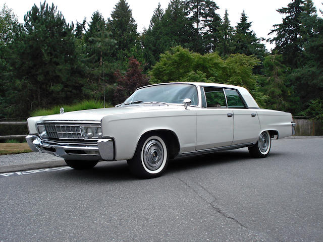 1966 Chrysler Imperial Sedan  Chassis no. YM43J63106480,