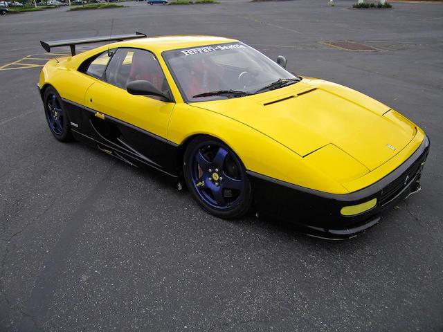 The ex-Dale Chilhuly,1998 Ferrari F355F1 Challenge  Chassis no. ZFFXR41A9W0111840