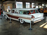 1959 Mercury Colony Park Wagon  Chassis no. M9WD509281