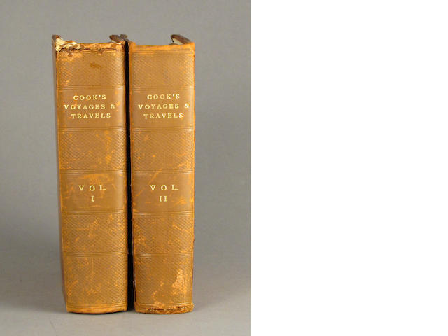 System of Universal Geography (Cook's Voyages & Travels). London. 2 vols.