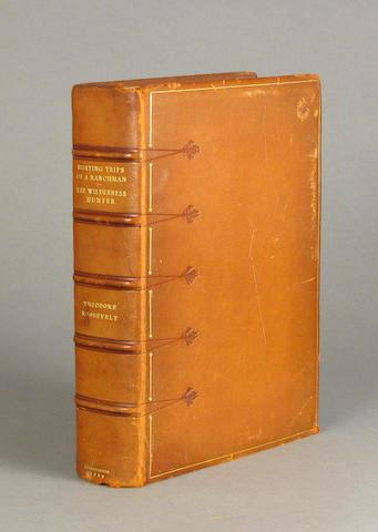 ROOSEVELT, THEODORE.  1858-1919.