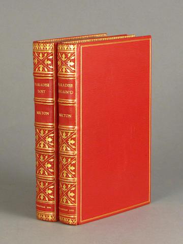 Milton, Paradise Lost / Regained, 2 vols