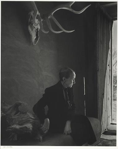 Yousuf Karsh (Canadian, 1908-2002); Georgia O'Keeffe;