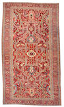 A Serapi carpet Northwest Persia, size approximately 11ft. 1in. x 19ft. 11in.