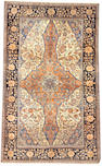 A Mohtasham Kashan carpet Central Persia, size approximately 4ft. 2in. x 6ft. 10in.