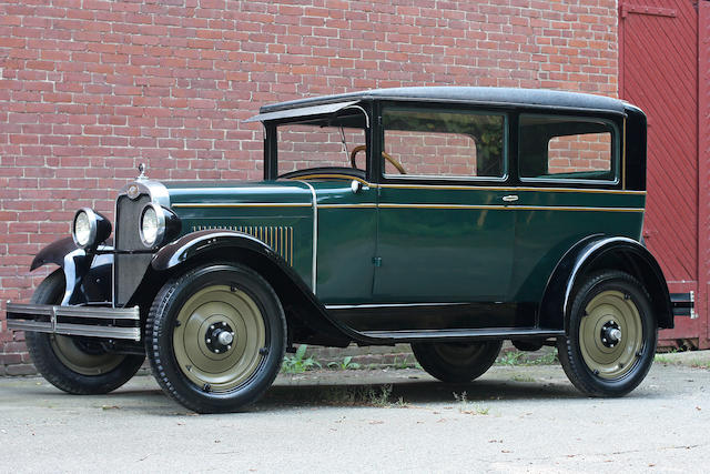 1928 Chevrolet Series AB National Coach  Chassis no. 21AB62776