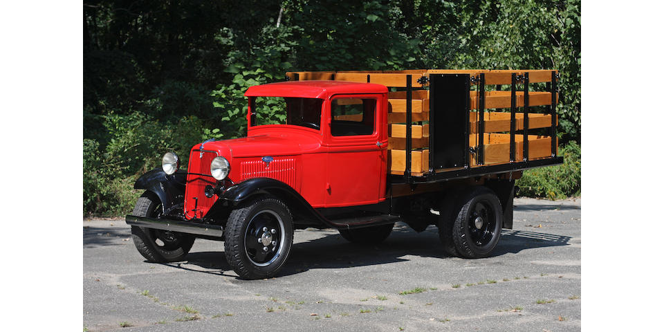 1933 Ford Truck State Body