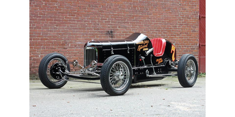 1932 Miller Race Car Replica