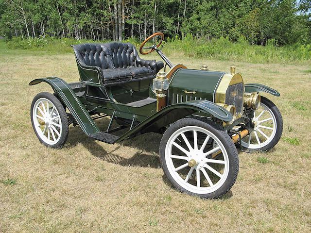 1911 Brush Model E Runabout  Engine no. 12617