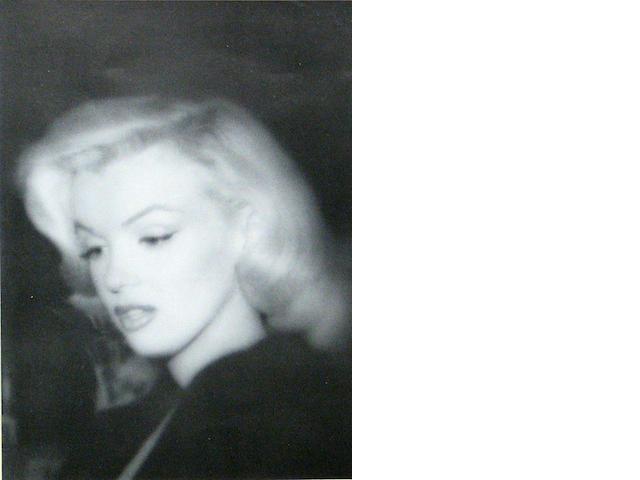 Andre de Dienes (Romanian/American, 1913-1985); Marilyn Monroe;