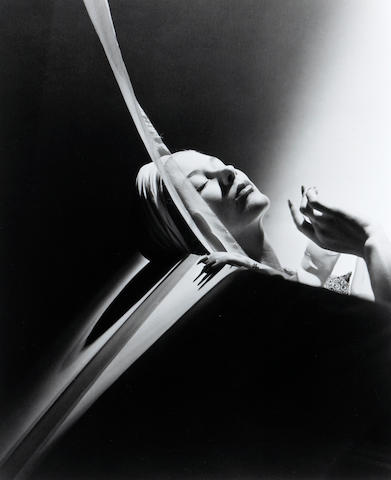 Horst P. Horst (German/American, 1906-1999); Lisa with Turban, New York;