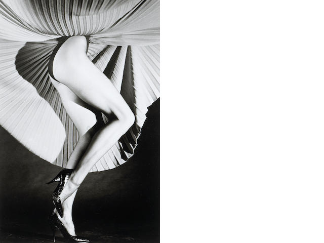 Horst P. Horst (German/American, 1906-1999); Round the Clock II;