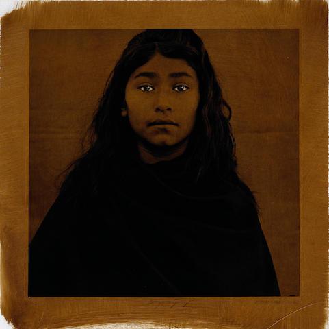 Luis González Palma (Guatemalan, born 1957); Esperanza (Hope);