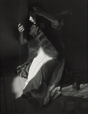 Manuel Alvarez Bravo (Mexican, 1902-2002); Retrato de lo Eterno (Portrait of the Eternal);