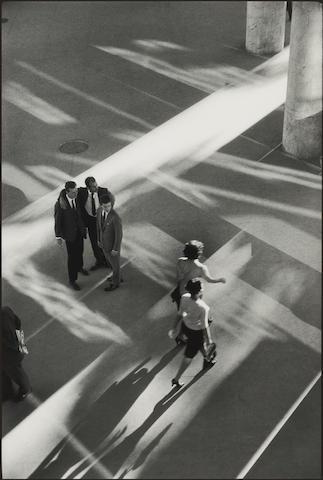 René Burri (Swiss, born 1933); Rio de Janeiro, Brazil;