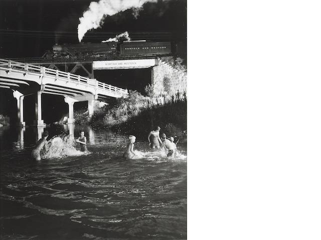 O. Winston Link (American, 1914-2000); Untitled;
