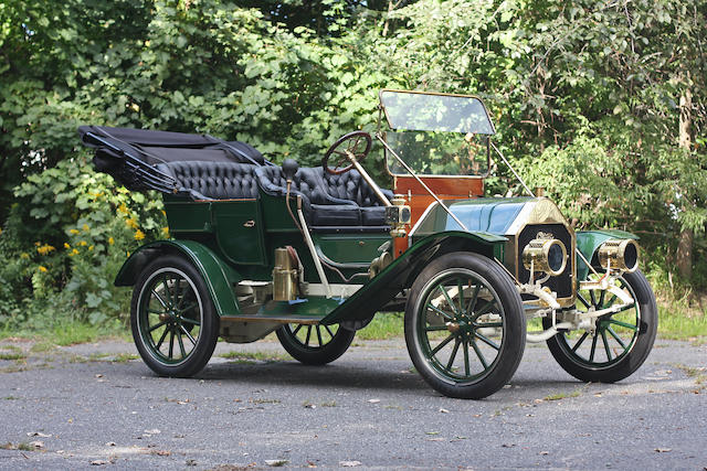 1910 Cartercar Model H  Chassis no. 2108