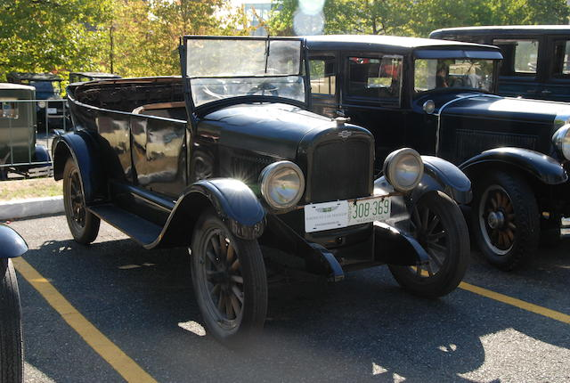 1927 Chevrolet AA Touring  Chassis no. 4733963