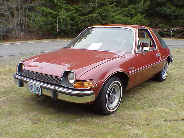 1976 AMC Pacer  Chassis no. A6A667C314790