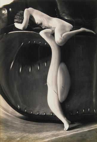 André Kertész (Hungarian/American, 1894-1985); Distortion 1933/later; gelatin silver print
