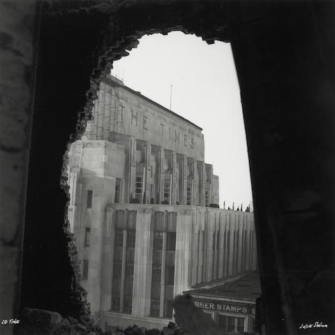 Julius Shulman L.A. Times Building (2)