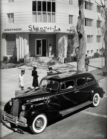 Julius Shulman (American, 1910-2009); Apartment Shangri-La, Los Angeles;