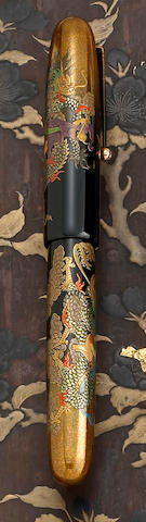 Namiki Double Dragon Emperor Limited Edition Fountain Pen