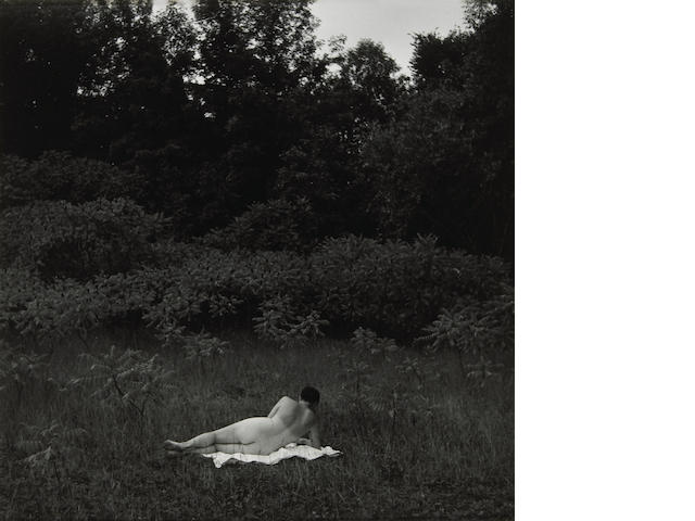 Harry Callahan (American, 1912-1999); Eleanor, Port Huron;