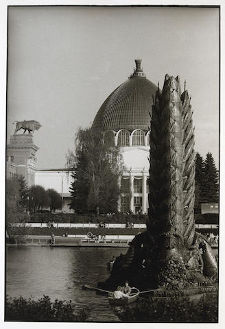 Sergei Borisov (Russian, born 1975); The Golden Ear, Russia;