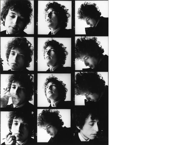 Jerry Schatzberg (American, born 1927); Bob Dylan 'The Soul Of ';