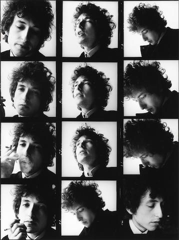 Jerry Schatzberg (American, born 1927); Bob Dylan 'The Soul Of ';