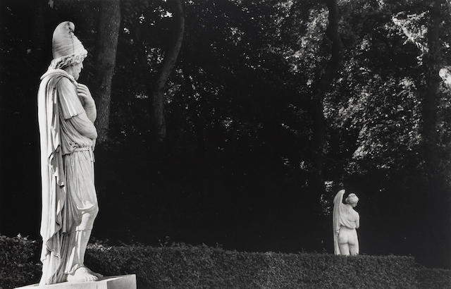 Robert Doisneau (French, 1912-1994); Vice et Versailles, Paris;