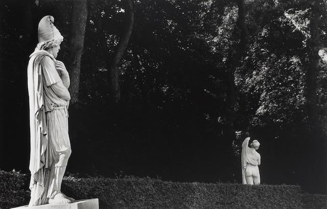 Robert Doisneau (French, 1912-1994); Vice et Versailles, Paris;