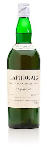 Laphroaig-10 year old