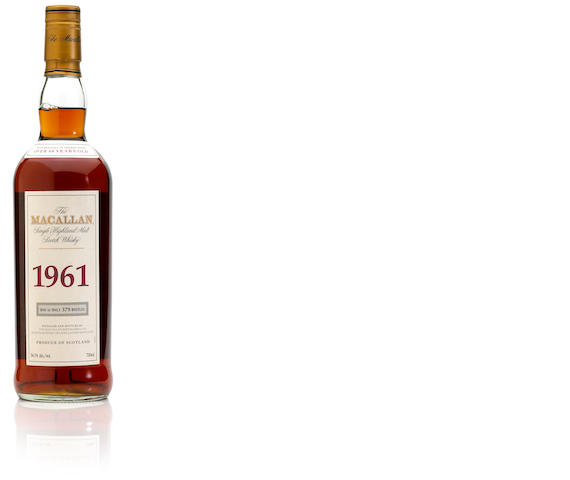 Macallan-Over 40 year old-1961