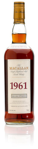 The Macallan-Over 40 year old-1961