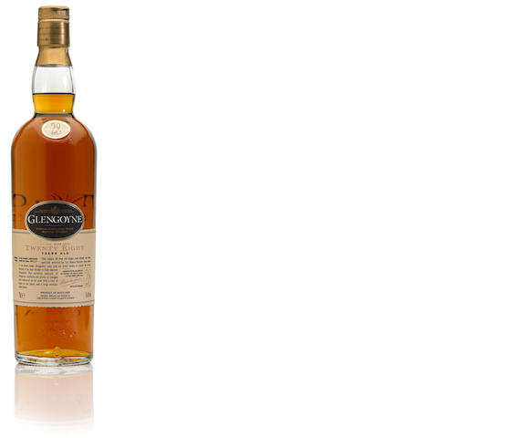 Glengoyne 28 years old