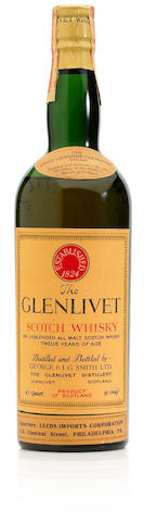 Glenlivet- 12 year old