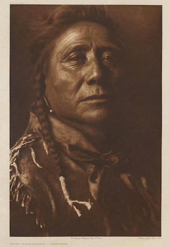 Edward S. Curtis (American, 1868-1952); Selected Images, from The North American Indian; (4)